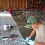 Dock builders, Installing GlobalGrid