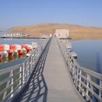 Marina Construction, Los Vaqueros Reservoir