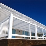 Glass Rail, Patio Cover