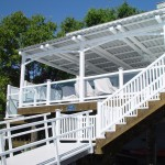 Patio Cover and aluminum gangway