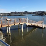 Brazilian Hardwood Pier, Gangway and Dock
