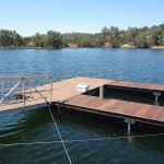 Dock and Gangway, Lake Tulloch