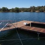 Ipe Dock and Gangway