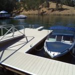 Dock Construction in Lake Tulloch