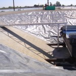 Aluminum Walkway at Water Treatment Facility