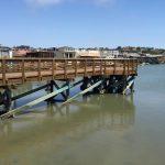 Pier Construction in Sausalito