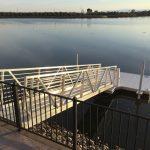 Dock and Gangway, Oakwood Shores, Manteca
