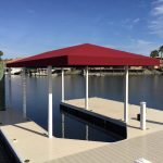 Canvas Dock Cover, Discovery Bay