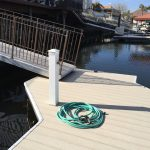 Dock and Gangway, Discovery Bay