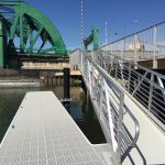Dock and Gangway, Oakland