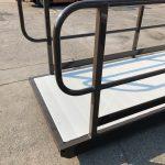 Aluminum Gangway with Powder Coated Railing