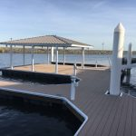 Metal Roof Dock Cover, Hip Roof Style