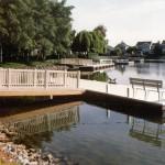 Shorebird Island Redwood Shores Dock