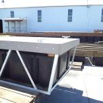 Steel Framed Dock